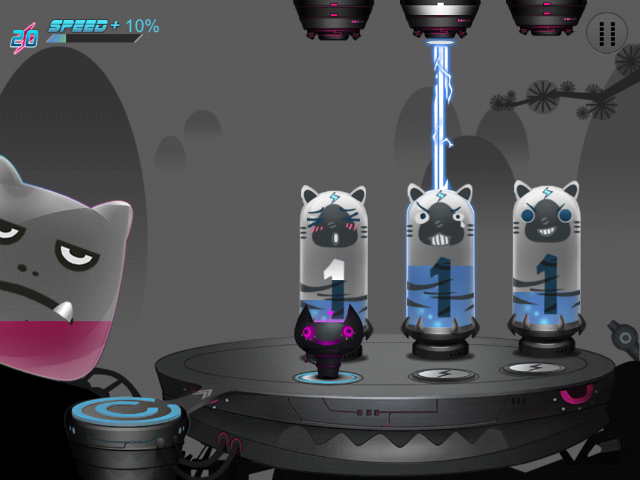 Disco Kitten - Screenshot