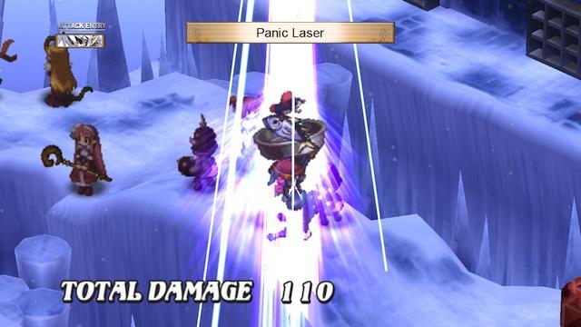 Disgaea 3 - Attack