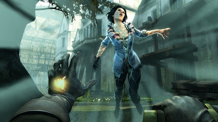 Dishonored definitive edition ps4 review