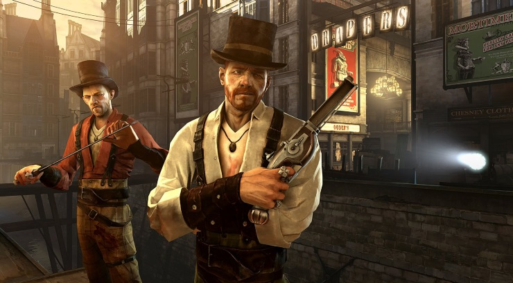 Dishonored definitive edition review ps4