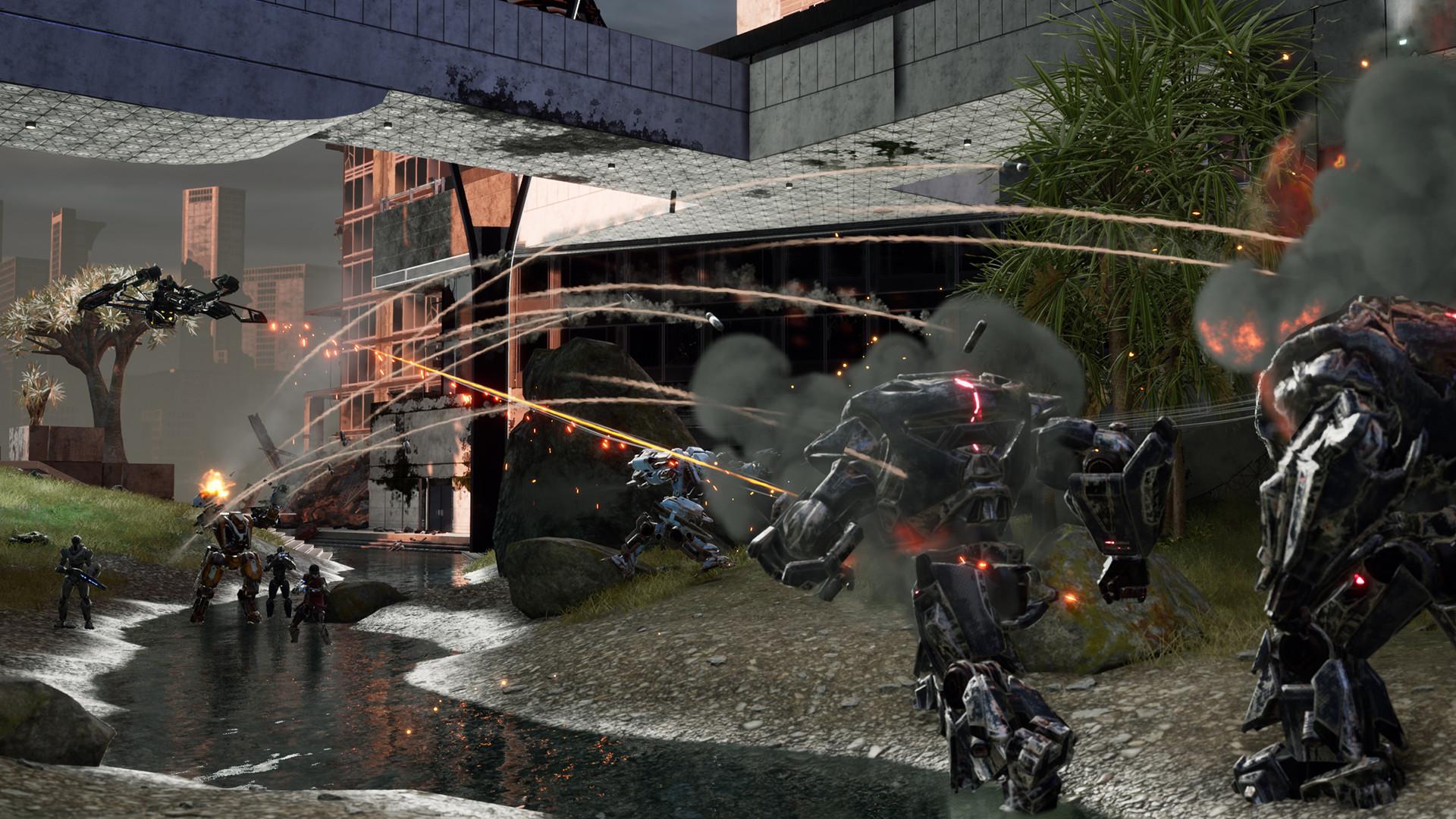 Disintegration PC Screenshot