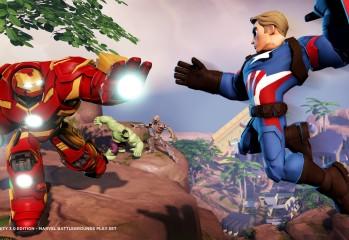 Disney Infinity Marvel Battlegrounds Hands-on Preview