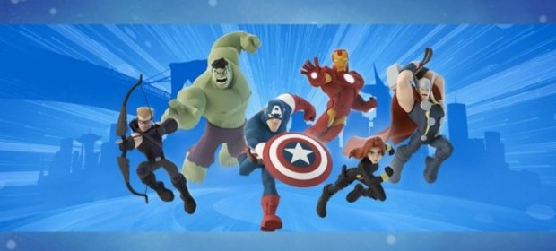Disney Infinity Sequel Will Be Superpowered