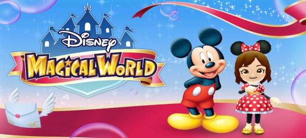 Disney Magical World 620