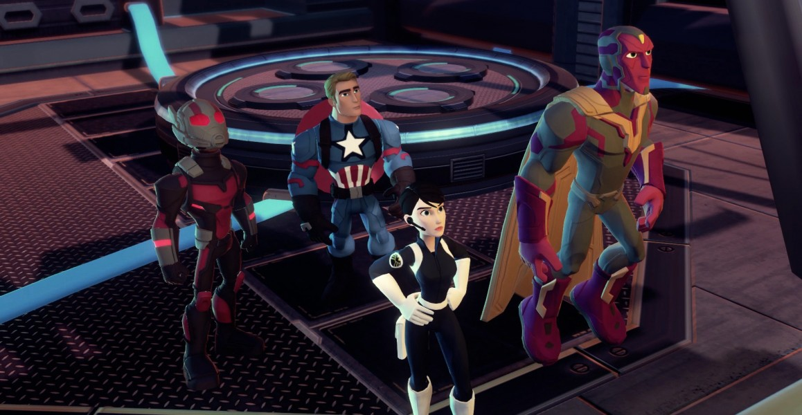 Disney Infinity 3.0: Marvel Battlegrounds Review