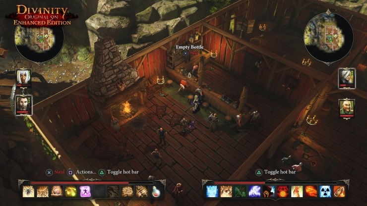 Divinity Original Sin Enhanced Edition Xbox One review