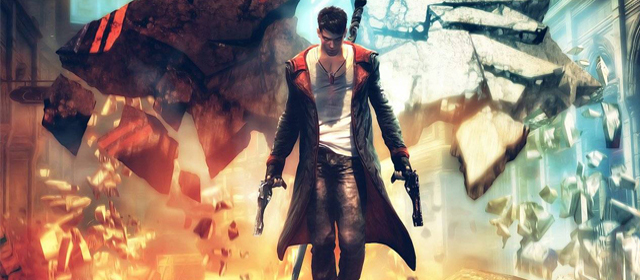 Live Stream Archive: DmC Devil May Cry PC Edition