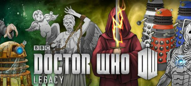 Interview: Doctor Who: Legacy's Executive Producer Susan Cummings & Creative Director Lee Cummings
