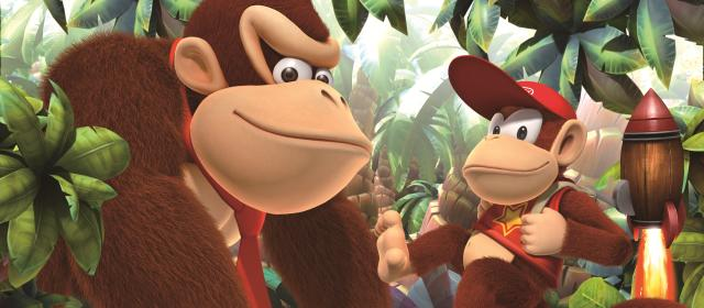 Donkey Kong Country Returns 3D Featured
