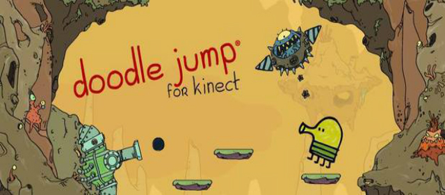 [CLOSED] Competition: Win Doodle Jump for Kinect on Xbox 360