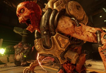 Doom-gameplay