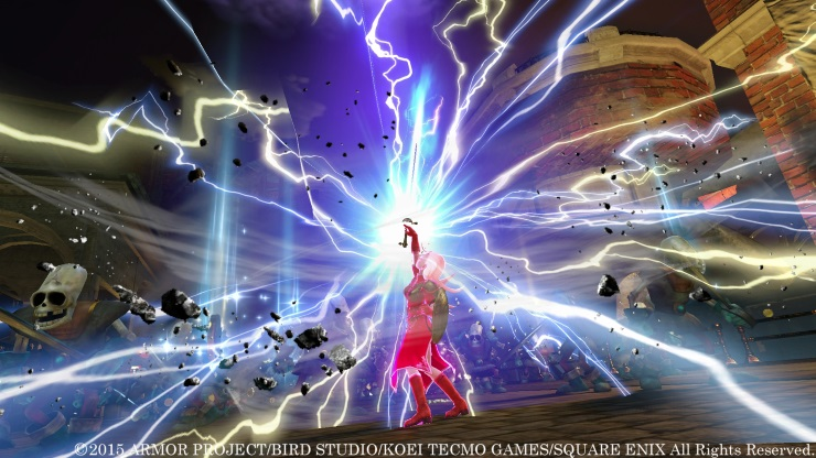 Dragon Quest Heroes PS4 Review Screenshot