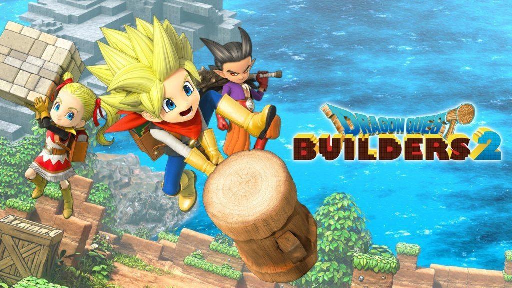 Dragon Quest Builders 2 review - GodisaGeek com