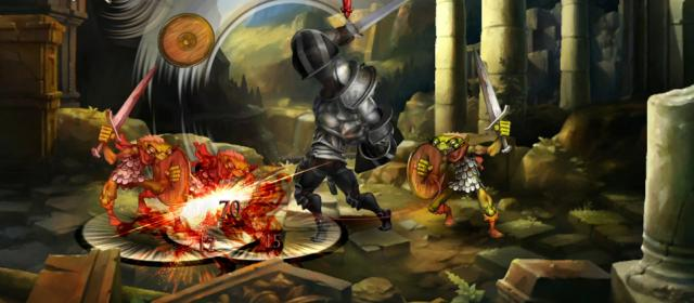 Dragon's Crown Coming to Europe in October