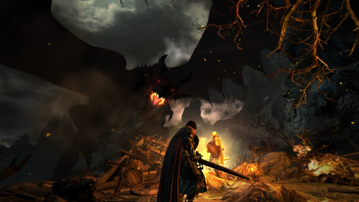 Dragon's Dogma Dark Arisen PC gameplay impressions