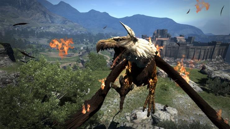 Dragon's Dogma PC hands-on