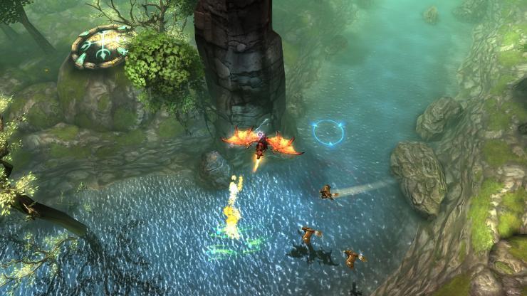 Dragons and Titans Screenshot 2