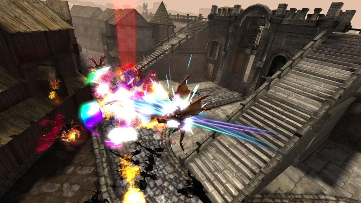 Dragons and Titans Screenshot