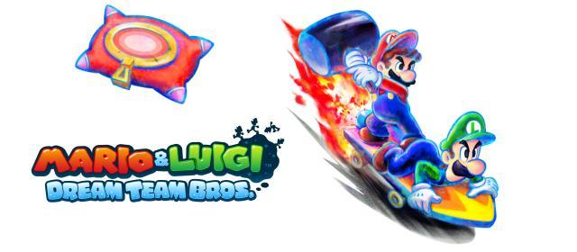 Mario Luigi Dream Team Bros Review Godisageek Com