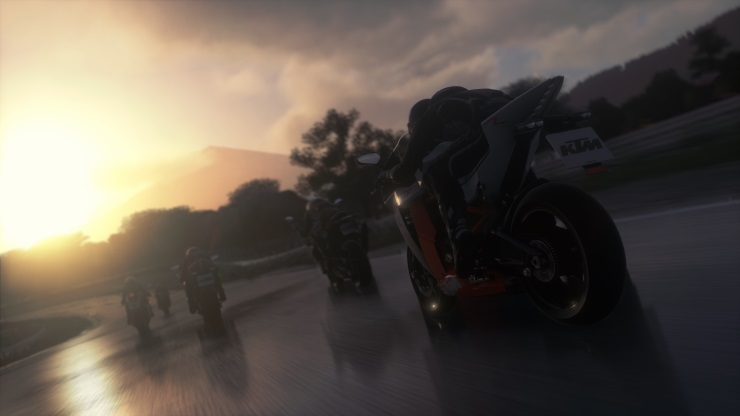 Driveclub bikes ps4 review