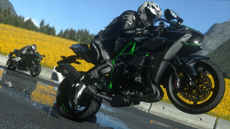 Driveclub bikes ps4