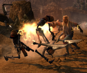 Return to the World of Dungeon Siege with Treasures of the Sun Expansion