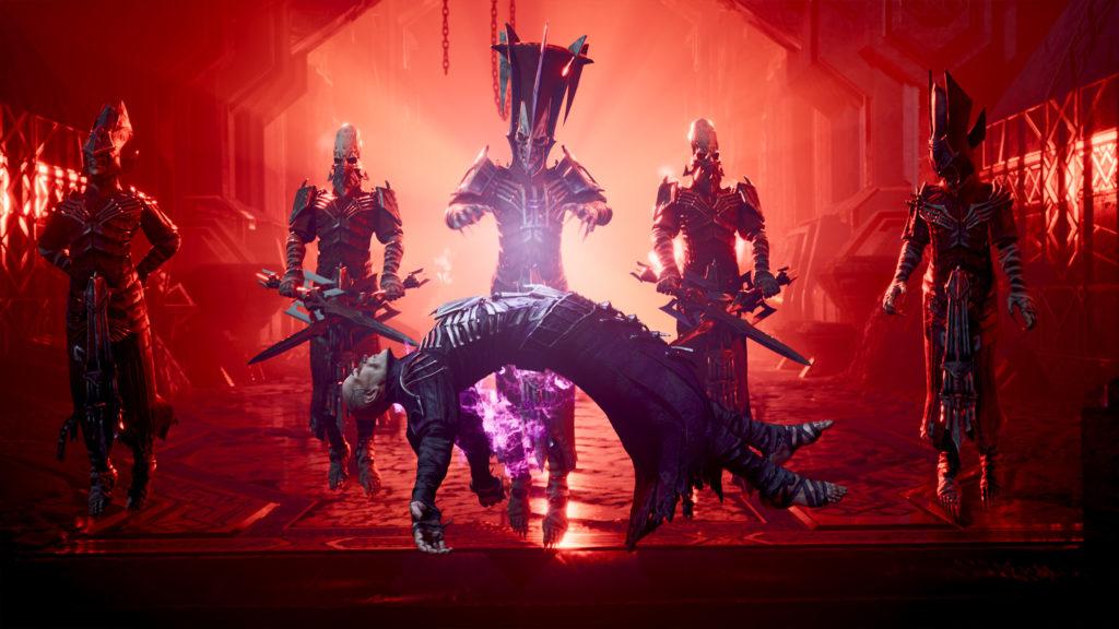 Dungeons & Dragons Dark Alliance Game pass