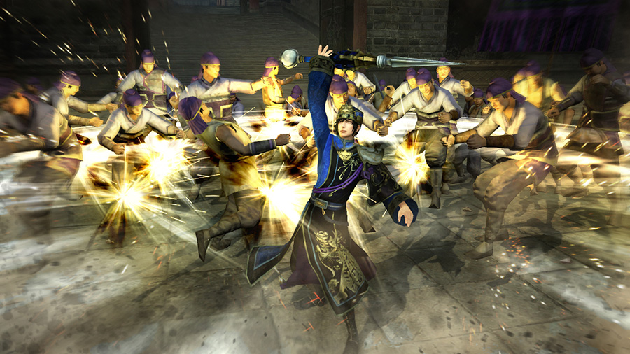 Dynasty Warriors 8- empires 3
