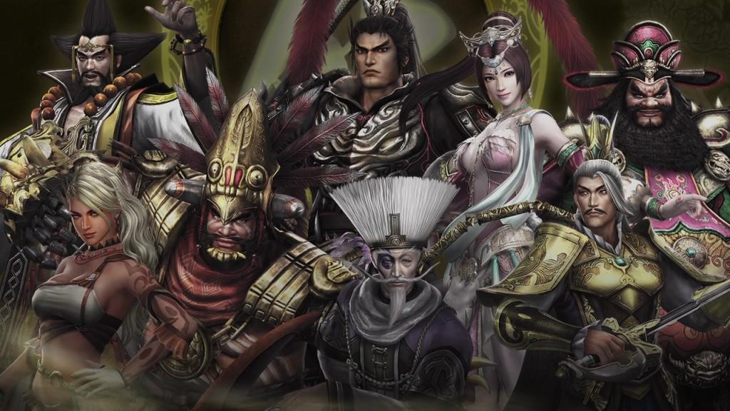 Resultado de imagem para Dynasty Warriors 8