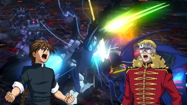 Dynasty Warriors Gundam 3 Screenshot 2