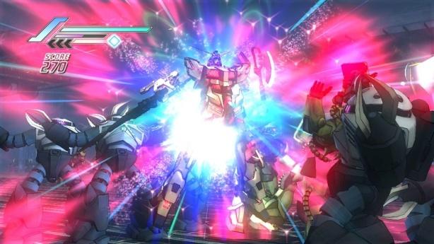 Dynasty Warriors Gundam 3 Screenshot 3