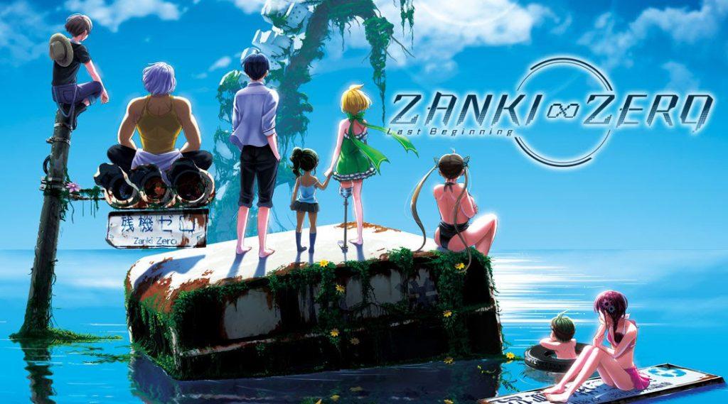 Zanki Zero: Last Beginning from Spike Chunsoft finally has a