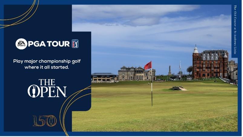 EA Sports PGA Tour 150th Open