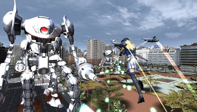 Earth Defence Force 2017 Portable Review
