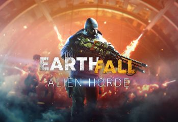 Earthfall Alien Horde Switch Release