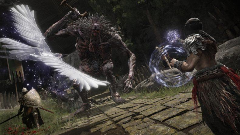 First Elden Ring gameplay shown at Summer Games Fest