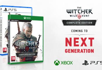 Witcher 3 next generation consoles