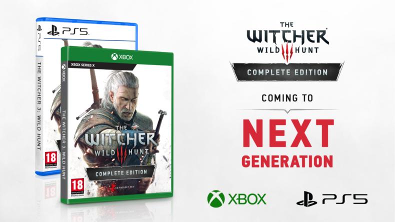 Witcher 3 next generation consoles