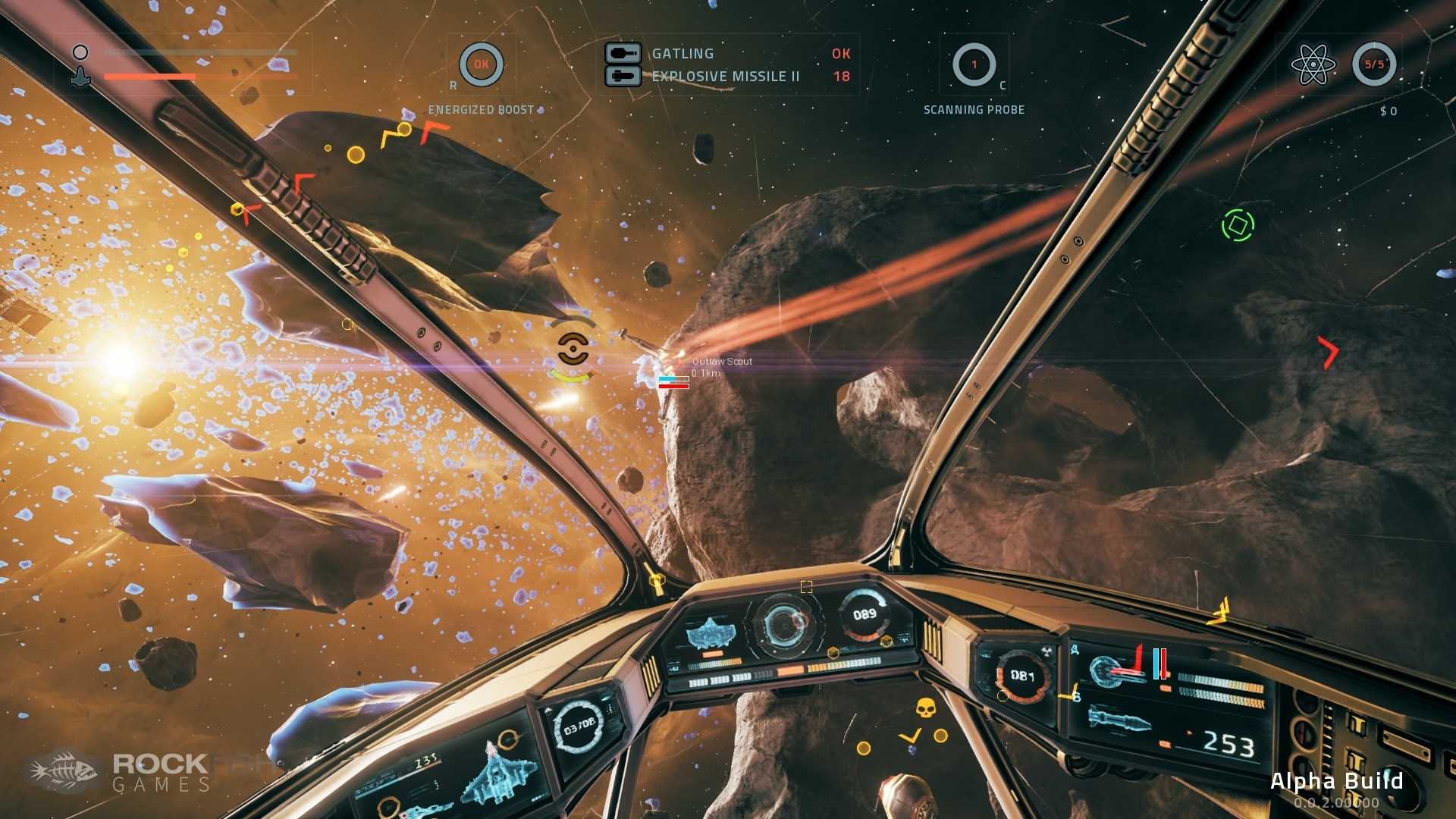 Early Access: Everspace starts with a strong foundation
