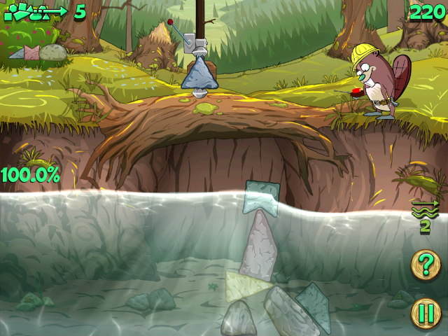 Eager Beaver - Screenshot