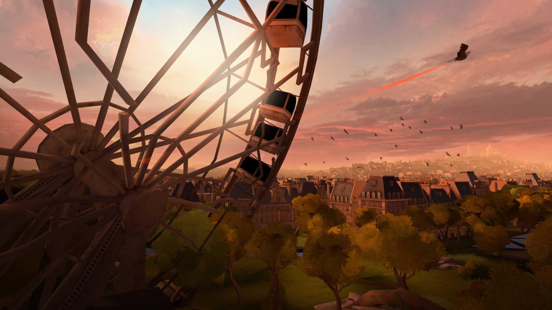 Eagle Flight Screenshot Rift