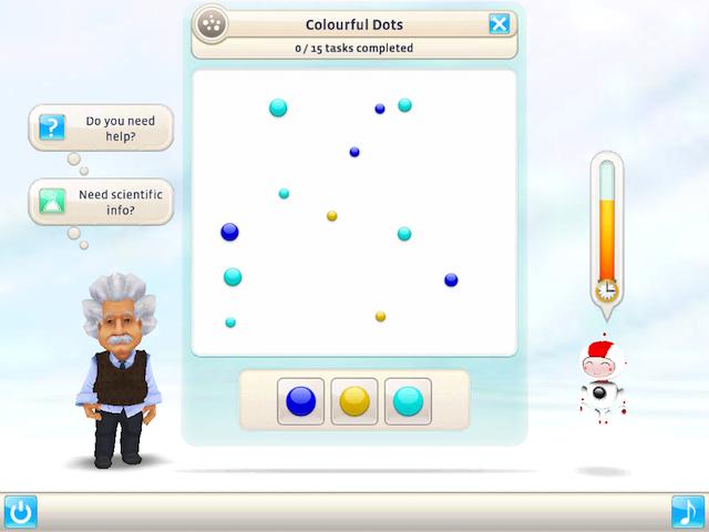 Einstein's Brain Trainer - Screenshot