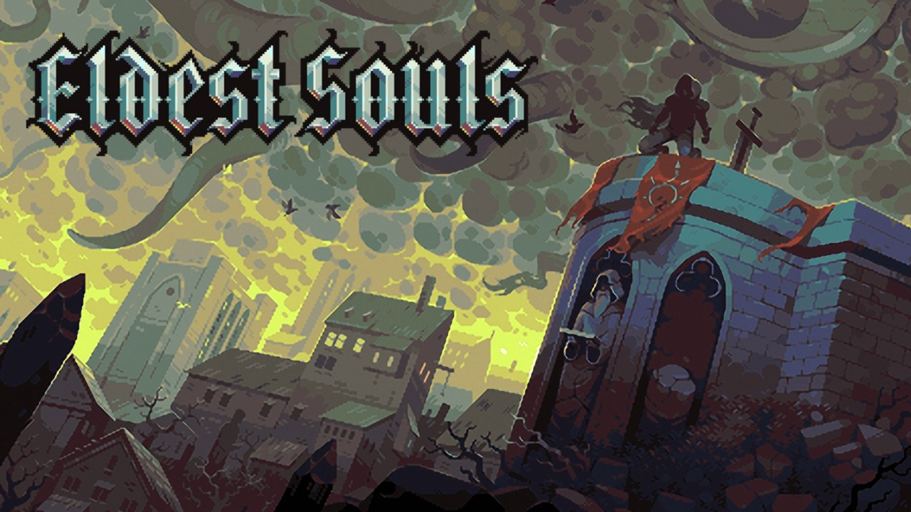 Eldest Souls key art