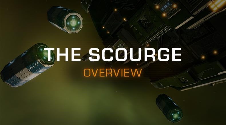 Elite: Dangerous The Scourge