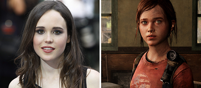 "Ellen Page Accuses The Last of Us Of ""Ripping Off"" Her Look"