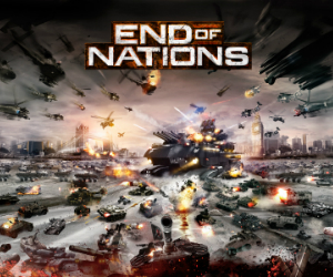 End of Nations Preview