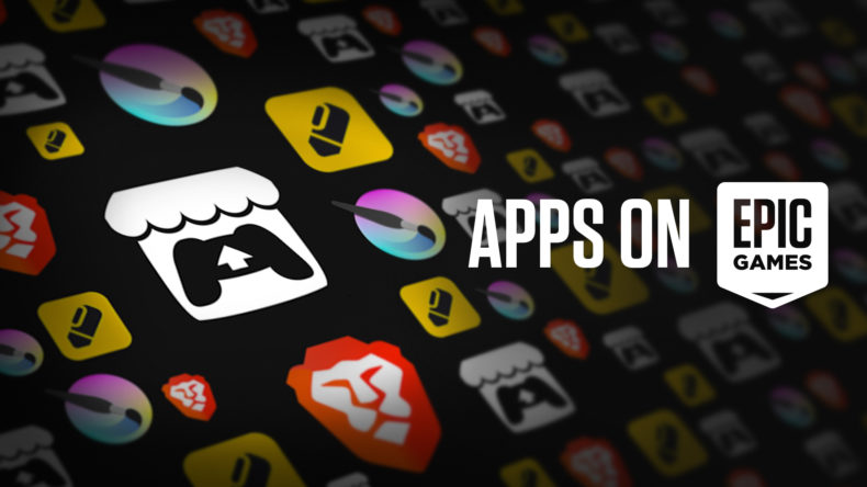 Epic Games Store new apps