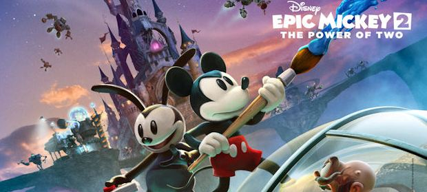 Epic Mickey 2: The Power of Two PS Vita Analysis