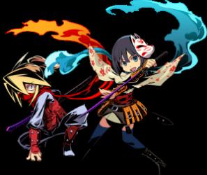 Etrian Mystery Dungeon - Ninja