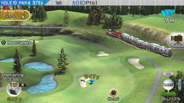 Everybody's Golf - Course View
